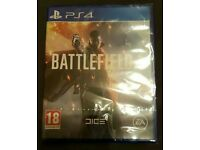 Battlefield 1 Playstation 4 PS4 brand new sealed unopened