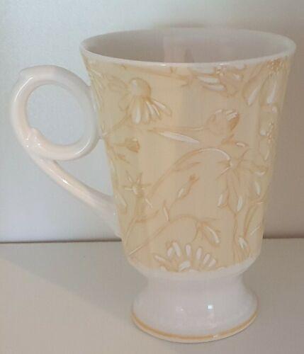 Kaffeebecher Becher Villeroy Boch My Garden Daisy Henkelbecher Kakaobecher RAR