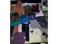 Girls age 7 7-8 clothes bundle Next River island