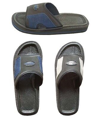 New Men's Sport Slide Sandals for Shower Pool Gym House
