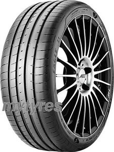 2x SUMMER TYRES Goodyear Eagle F1 Asymmetric 3 255/40 R19 100Y XL with MFS BSW - <span itemprop=availableAtOrFrom>Hannover, Germania, Ireland</span> - Returns accepted Most Buy It Now purchases are protected by the Consumer Rights Directive which allow you to cancel the purchase within seven working days from the day you receive the - Hannover, Germania, Ireland