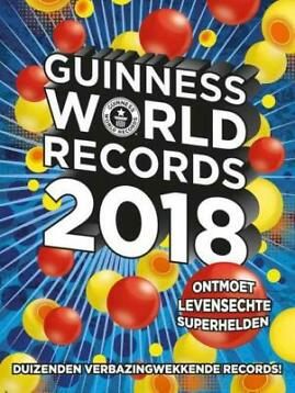 Guinness World Records 2018 - Guiness World Record