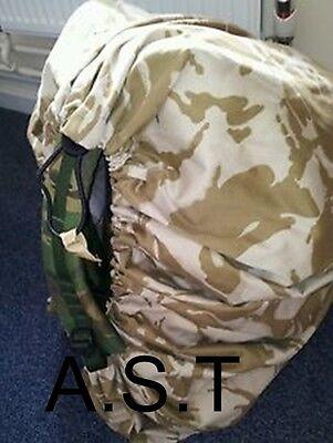 BRITISH ARMY DESERT 100ltr BERGEN COVER BRAND NEW