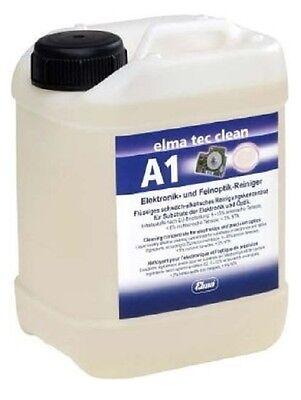 Elmasonic Elma Tec Clean A1 10 Liter Ultrasonic Cleaning Solution