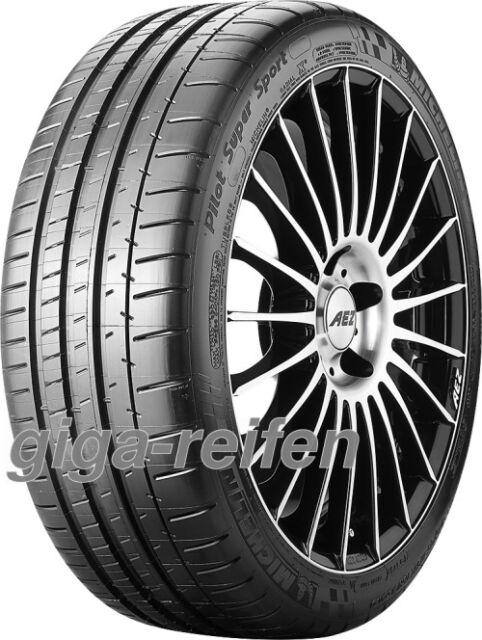 Sommerreifen Michelin Pilot Super Sport 255/40 ZR18 99Y XL BSW * mit FSL