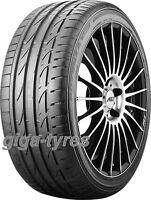 4x Summer Tyre Bridgestone Potenza S001 Rft 255/35 R19 96y Xl Með Mfs Dekk Með S - bridgestone - ebay.co.uk