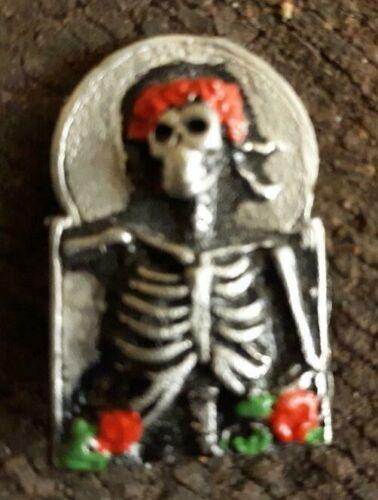 VINTAGE GRATEFUL DEAD PIN
