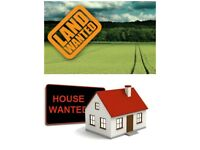 House/Land Wanted