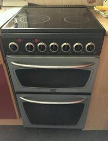 Creda 50cm electric cooker. Can deliver