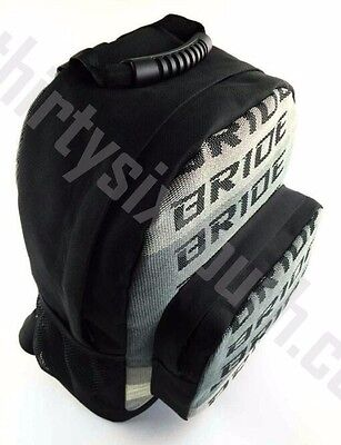 JDM BRIDE XL Extra Large Backpack Sabelt Red Racing Harness Shoulder Straps LQQK for sale  Rockwall