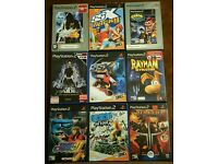 RARE PLAYSTATION2 COMPLETE GAMES