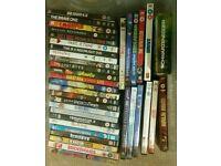 42 DVDs