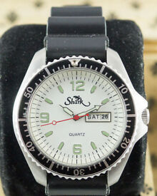 VINTAGE SHARK DIVERS WATCH