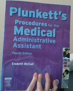 Plunketts 4th Edition Medical Office Admin