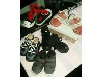 Baby boy shoes/trainers