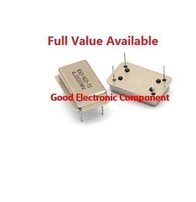 5pcs 1 Mhz 1.000 Mhz 1m Crystal Oscillator Osc. Dip 14