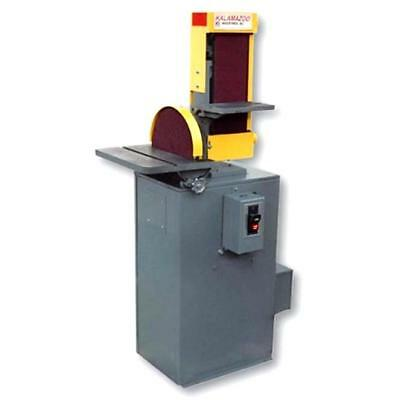 Kalamazoo Industries 6 Belt12 Disc Combination Sander S612