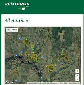 Over 13,000 Acres for Rent Near Abernethy