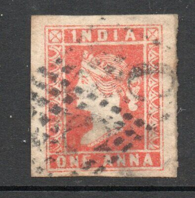 INDIA 1854 1a *** WIDE MARGINS ***