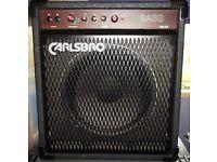 "Bass Combo Amp - Carlsbro Colt 65W 1x12"""