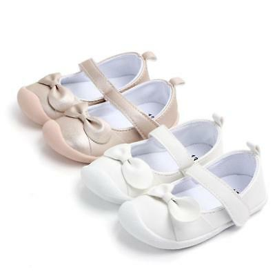 Infant Girl shoes baby princess shoes soft Non-slip Footwear 0-24M toddler -
