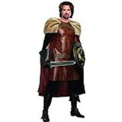 Adult Male Dragon Warrior King Costume by Dreamgirl SIZE LARGE, BNIP, NEW - Male Warrior Costume