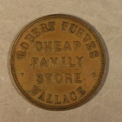 ND Nova Scotia Robert Purves Cheap Family Store Wallace   ** FREE US SHIPPING** - Cheap Store