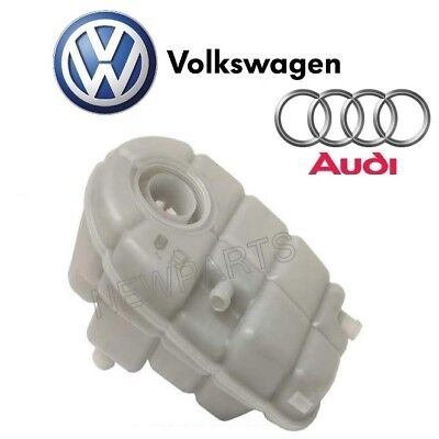For Audi A6 A7 Quattro RS7 S6 S7 Coolant Expansion Tank Genuine 4G0-121-403 G