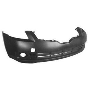 New Painted 2007 2008 2009 Nissan Altima Sedan Front Bumper