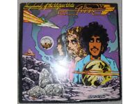 THIN LIZZY: VAGABONDS OF THE WESTERN WORLD. 1973 WITH LYRIC SHEET. £32.99 OVNO