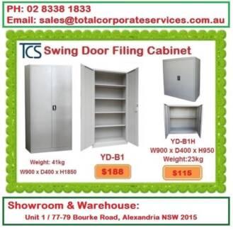 Storage Cabinet Locker Cupboard Drawer Office Gym School Club Alexandria Inner Sydney Preview