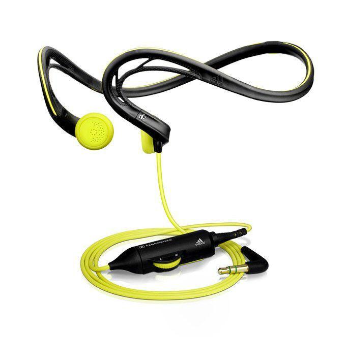 Sennheiser/Adidas PMX 680 Sports Earbud Headphones