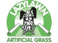 Full time artificial grass installer