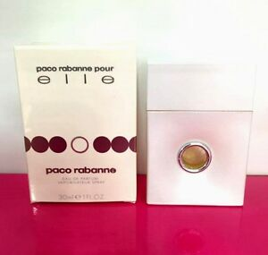 Paco-Rabanne-Pour-Elle-EDP-30ML-Spray-Vintage-New-amp-Rare