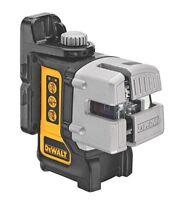 Dewalt laser 3 lignes DW089 new 3 line lazer NEUF
