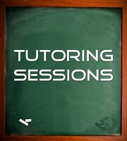 Tutoring session in English or Spanish