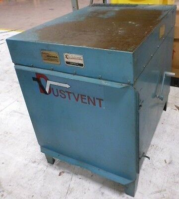 Dustvent Dust Collector 3 Hp No. 3-150 27156