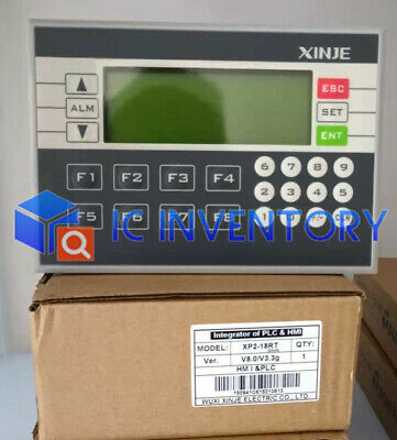 1pcs New Xinje Plc Integrated Machine Xp2-18rt