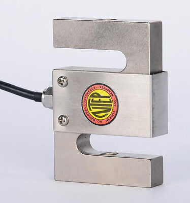 2.5k S Type Load Cell Alloy Steel 2500 Lblegal For Trade Ntep New