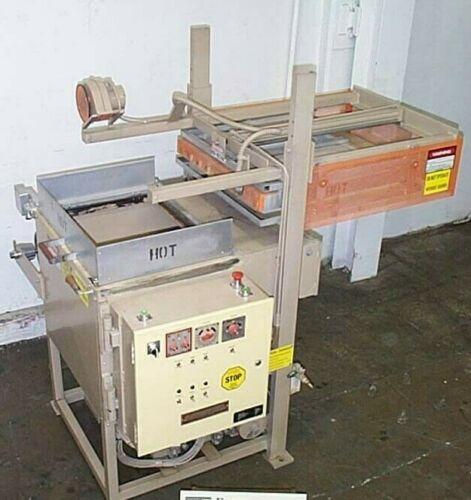 Zed L1 Semi-Automatic Vacuum Blister Forming Machine