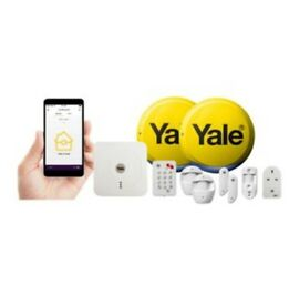 Yale Smart Living Alarm View and Control Kit