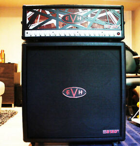 -=MINT=- EVH 5150 III LIMITED EDITION HALF STACK