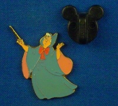 Fairy Godmother Holding Up Wand from Cinderella 1995 Tin Set Disney Pin # 39997](Cinderella Fairy Godmother Wand)