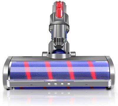 Fluffy Floor Roller Brush Head for Dyson V7 V8 V10 V11 Vacuum Cleaners Parts