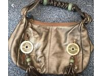 Brand new Shanghai tang leather handbag