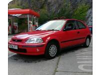 Honda Civic 1.4i 1996