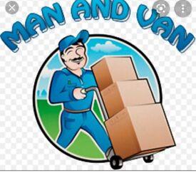 Man and Van Service ⭐️⭐️⭐️⭐️⭐️