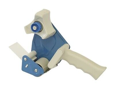 2 Inch Portable Tape Dispenser For Packaging And Sealing Cutter Tape Gun New
