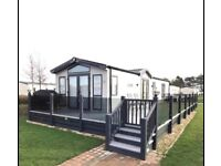 🔸🔹PRIVATE SALE Static Caravan with DECKING & HOT TUB🔹🔸 Tattershall Lakes - Nr Skegness