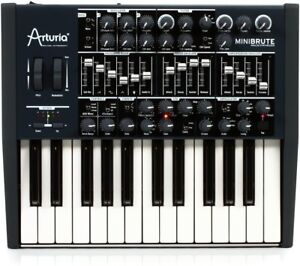 Mint Arturia Minibrute Analog Synth w/box, etc. Priced to sell!